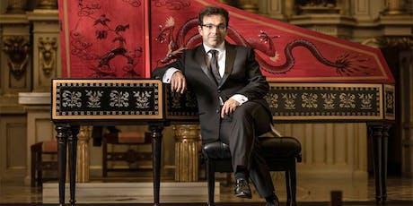 Yago Mahúgo (fortepiano) | Círculo de Cámara entradas