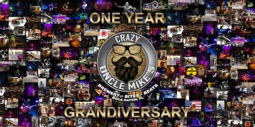 1 Year Grandiversary Party