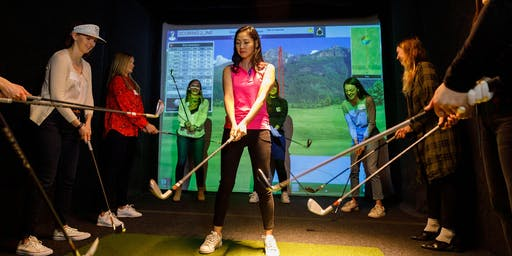 5i Sip & Swing Series - Golf Event for Women