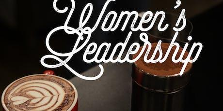 Women in Leadership Coffee Chat tickets