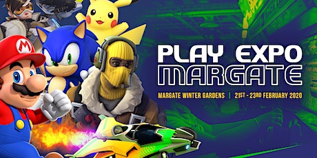 PLAY Expo Margate 2020 tickets