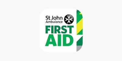 St.John Ambulance community champions information session