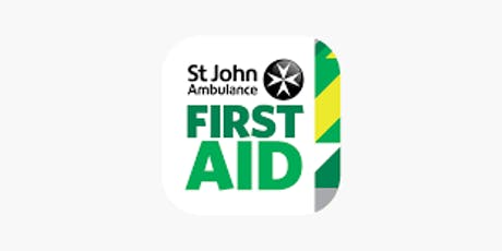 St.John Ambulance community champions information session  tickets