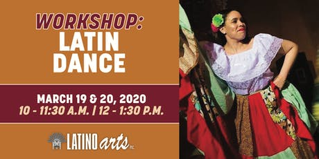 Workshop: Latin Dance tickets