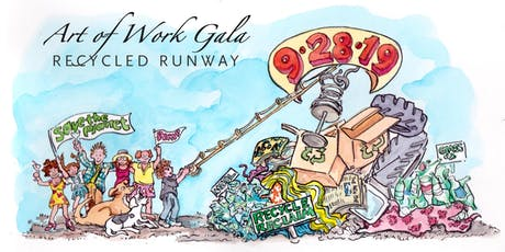 Art of Work Recycled Runway Gala tickets