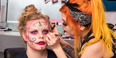 Make Your Own Halloween Makeup tickets