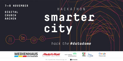 Hack the #datadome Aachen