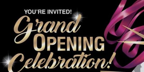 Kiss Aesthetics Grand Opening tickets