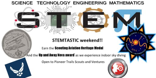 STEMtastic Weekend!