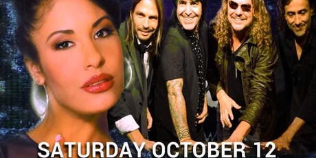Selena and Mana live Tribute show and band. tickets