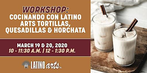 Workshop: Concinando con Latino Arts