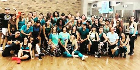 Keepin' It Teal for Ovarian Cancer Awareness Zumba Fundraiser tickets