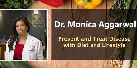 December Speaker (via Skype): Dr. Monica Aggarwal, Cardiologist tickets
