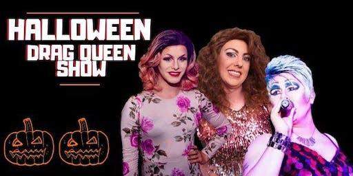 Halloween Drag Queen Show