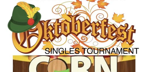 Burwood Brewery Oktoberfest SINGLES  Cornhole Tournament