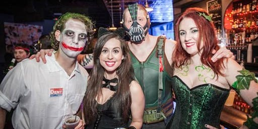 The Lower East Side Halloween Bar Crawl
