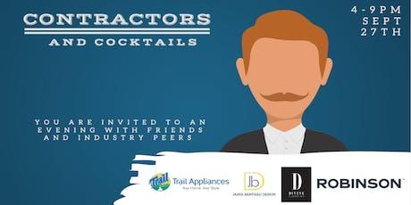Contractors & Cocktails  tickets