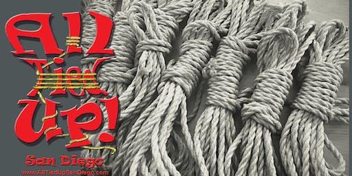 All Tied Up San Diego - Ropetastic Romp - Nov 13th, 2019