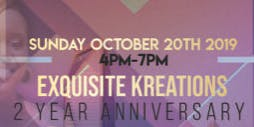 eXquisite Kreations: 2 year anniversary POP UP SHOP!