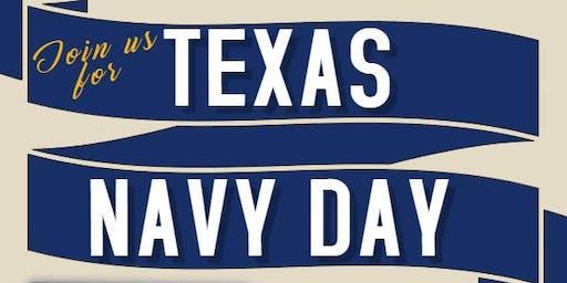 Texas Navy Day