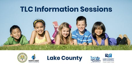 TLC Information Sessions: Lake County tickets