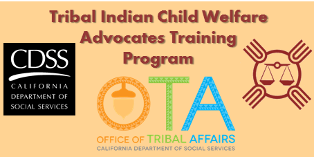 Tribal ICWA Advocates Training Program