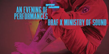 DRAF Annual Evening of Performances tickets