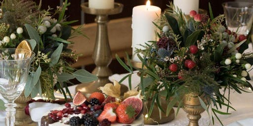 CHRISTMAS TABLE STYLING - 11TH DEC