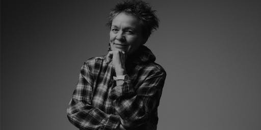 Laurie Anderson: In Conversation