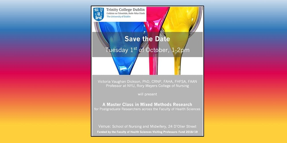 A Master Class in Mixed Methods Research Tickets, Tue 1 Oct