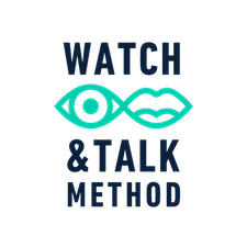 Watch and Talk Method logo