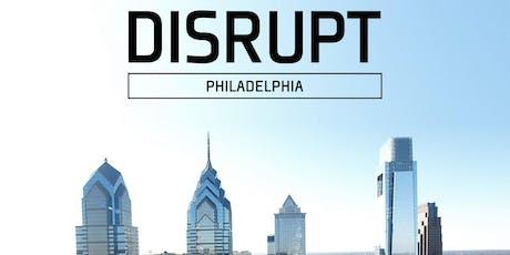 DisruptHR Philadelphia tickets