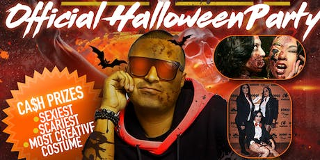 DJ Camilo's Official Halloween Party tickets
