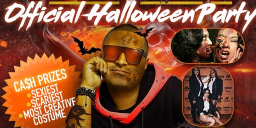 DJ Camilo's Official Halloween Party