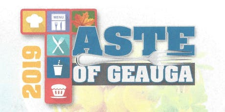 2019 Taste of Geauga tickets