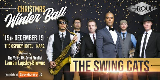 A Christmas Winter Ball with The Swing Cats