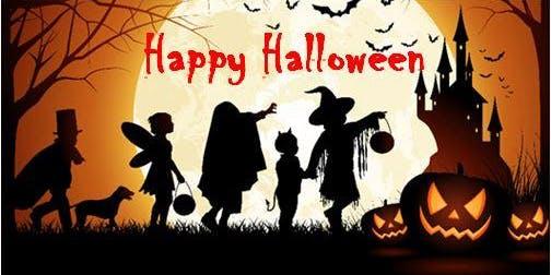 """No Tricks, Just Treats"" Kids Halloween Bash"