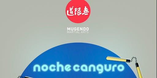 NOCHE CANGURO  MUGENDO