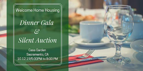 Welcome Home Housing Dinner Gala and Silent Auction tickets