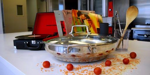Exploring Music and Food Through the Senses - Latin Theme