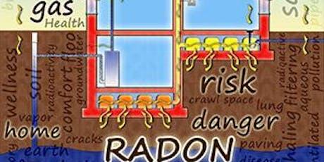 Radon Testing & Mitigation tickets