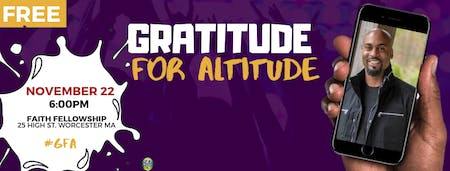 Gratitude for Altitude with Phil Thompson