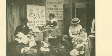 Born in Birmingham: Maternity, Midwives & Infant Welfare 1914-24. tickets