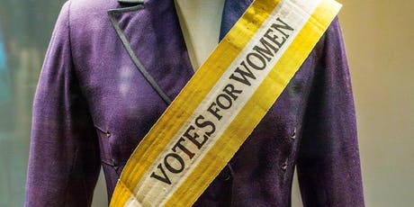 Atlanta History Center Suffragette Exhibit Tour tickets