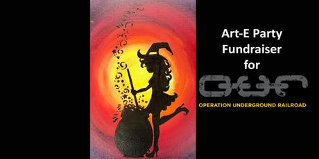 Sip, Nibble, Paint & Donate tickets