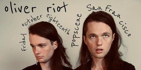 OLIVER RIOT live @ Popscene tickets