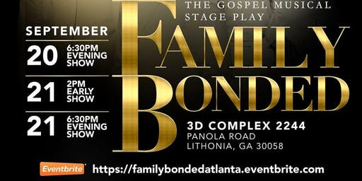 Family Bonded Musical Stage Play