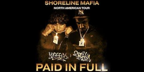 Shoreline Mafia tickets
