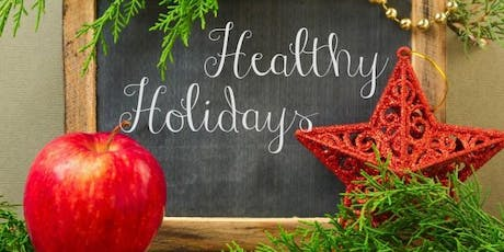Healthy Holiday Cooking tickets