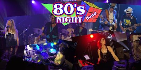 80's Night au St-Laurent! tickets